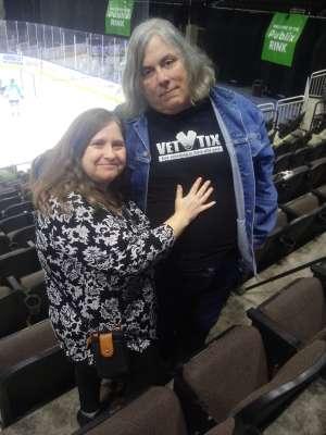 Mike attended Jacksonville Icemen vs. Norfolk Admirals - ECHL on Feb 28th 2020 via VetTix