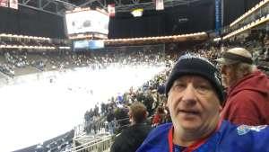 Frank attended Jacksonville Icemen vs. Norfolk Admirals - ECHL on Feb 28th 2020 via VetTix
