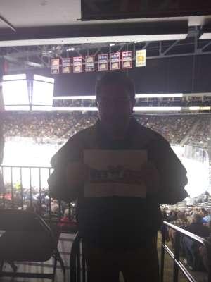 Cliff attended Jacksonville Icemen vs. Norfolk Admirals - ECHL on Feb 28th 2020 via VetTix