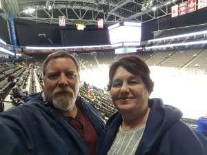 Richard attended Jacksonville Icemen vs. Norfolk Admirals - ECHL on Feb 28th 2020 via VetTix