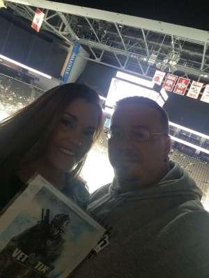 Julie attended Jacksonville Icemen vs. Norfolk Admirals - ECHL on Feb 28th 2020 via VetTix