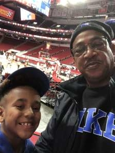 Gary attended NC State vs. Duke - NCAA Men's Basketball on Feb 19th 2020 via VetTix