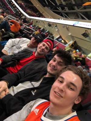 Fen attended Cleveland Cavaliers vs. Philadelphia 76ers - NBA on Feb 26th 2020 via VetTix
