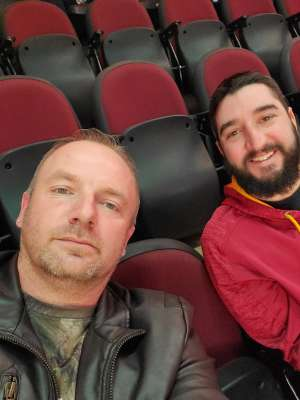 Mike attended Cleveland Cavaliers vs. Philadelphia 76ers - NBA on Feb 26th 2020 via VetTix