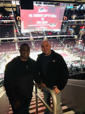 Shane attended Cleveland Cavaliers vs. Philadelphia 76ers - NBA on Feb 26th 2020 via VetTix