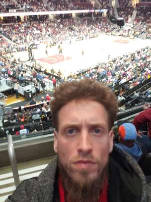Jason attended Cleveland Cavaliers vs. Philadelphia 76ers - NBA on Feb 26th 2020 via VetTix