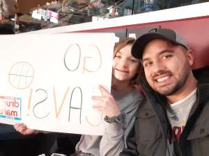 KBailey attended Cleveland Cavaliers vs. Philadelphia 76ers - NBA on Feb 26th 2020 via VetTix