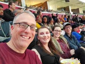 Thomas Greene attended Cleveland Cavaliers vs. Philadelphia 76ers - NBA on Feb 26th 2020 via VetTix