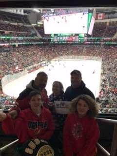 Todd attended New Jersey Devils vs. San Jose Sharks on Feb 20th 2020 via VetTix