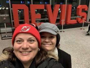 Stacy attended New Jersey Devils vs. San Jose Sharks on Feb 20th 2020 via VetTix