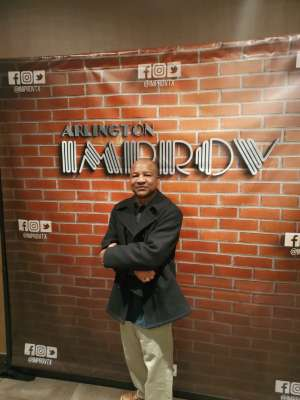Dennis attended Arlington Improv on Feb 13th 2020 via VetTix