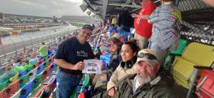 Click To Read More Feedback from 62nd Daytona 500 With Fan Zone Passes - NASCAR