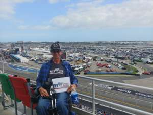Scott attended Daytona 500 - KB100 Kurt Busch Fan Appreciation Tickets - NASCAR Monster Energy Series on Feb 16th 2020 via VetTix