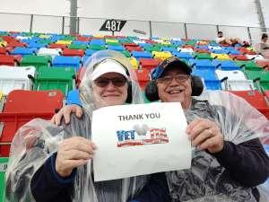 Benjamin attended Daytona 500 - KB100 Kurt Busch Fan Appreciation Tickets - NASCAR Monster Energy Series on Feb 16th 2020 via VetTix
