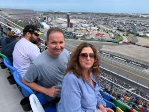 Joe attended Daytona 500 - KB100 Kurt Busch Fan Appreciation Tickets - NASCAR Monster Energy Series on Feb 16th 2020 via VetTix