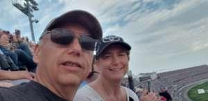 TroyS attended Daytona 500 - KB100 Kurt Busch Fan Appreciation Tickets - NASCAR Monster Energy Series on Feb 16th 2020 via VetTix