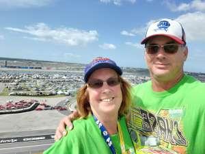 John attended Daytona 500 - KB100 Kurt Busch Fan Appreciation Tickets - NASCAR Monster Energy Series on Feb 16th 2020 via VetTix