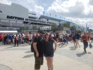 Michael attended Daytona 500 - NASCAR Monster Energy Series on Feb 16th 2020 via VetTix