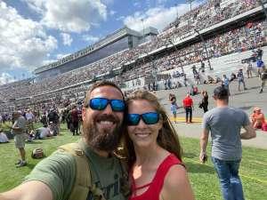 jacob attended Daytona 500 - NASCAR Monster Energy Series on Feb 16th 2020 via VetTix