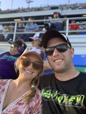 Jeremy attended Daytona 500 - NASCAR Monster Energy Series on Feb 16th 2020 via VetTix