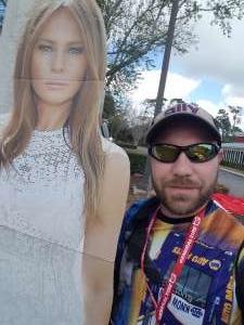 Robert attended Daytona 500 - NASCAR Monster Energy Series on Feb 16th 2020 via VetTix