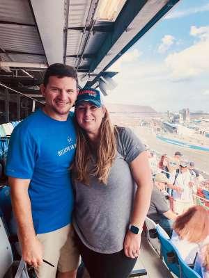 Casey attended Daytona 500 - NASCAR Monster Energy Series on Feb 16th 2020 via VetTix