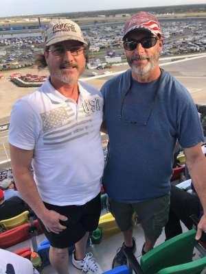 Jeffery attended Daytona 500 - NASCAR Monster Energy Series on Feb 16th 2020 via VetTix