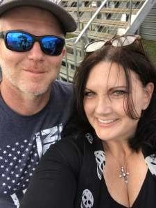 Celeste attended Daytona 500 - NASCAR Monster Energy Series on Feb 16th 2020 via VetTix