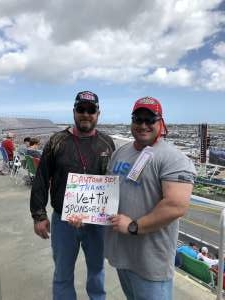 Click To Read More Feedback from Daytona 500 - NASCAR Monster Energy Series