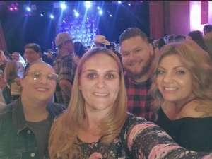 Jenna attended K-frog Acoustic Valentines on Feb 16th 2020 via VetTix