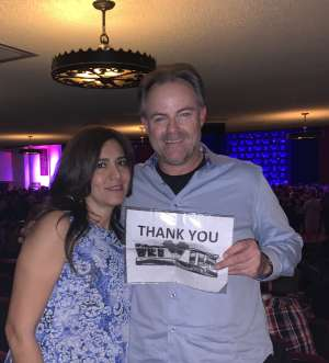 Clint attended K-frog Acoustic Valentines on Feb 16th 2020 via VetTix