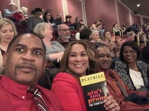 Patricia attended Ain't Too Proud -the Life and Times of the Temptations on Feb 11th 2020 via VetTix
