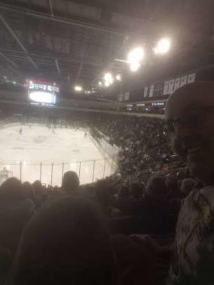 Sean attended Texas Stars vs San Antonio Rampage - AHL on Feb 15th 2020 via VetTix