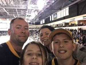 Ian attended Texas Stars vs San Antonio Rampage - AHL on Feb 15th 2020 via VetTix