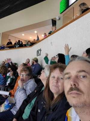 Christopher attended Texas Stars vs San Antonio Rampage - AHL on Feb 15th 2020 via VetTix