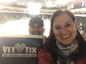 Hector attended Texas Stars vs San Antonio Rampage - AHL on Feb 15th 2020 via VetTix