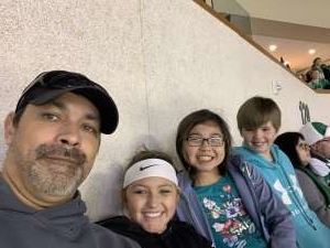 Juan attended Texas Stars vs San Antonio Rampage - AHL on Feb 15th 2020 via VetTix