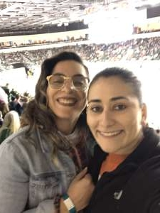 Emily attended Texas Stars vs San Antonio Rampage - AHL on Feb 15th 2020 via VetTix