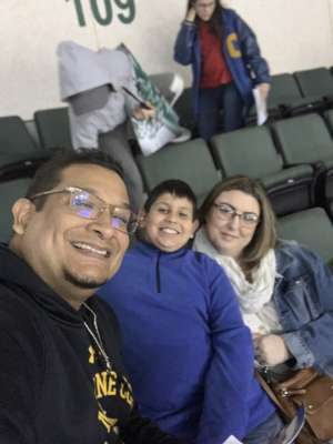 Michael attended Texas Stars vs San Antonio Rampage - AHL on Feb 15th 2020 via VetTix