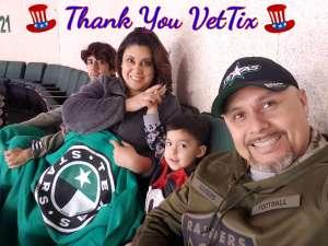 Luis attended Texas Stars vs San Antonio Rampage - AHL on Feb 15th 2020 via VetTix