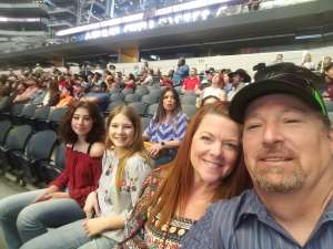 christopher attended Winstar World Casino and Resort PBR Global Cup USA Presented by Monster Energy on Feb 16th 2020 via VetTix