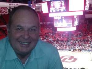 Ken attended Oklahoma Sooners vs. Baylor - NCAA Men's Basketball on Feb 18th 2020 via VetTix