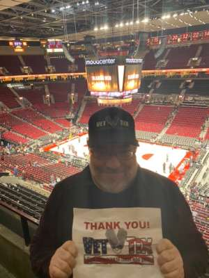 Click To Read More Feedback from Portland Trail Blazers vs. Miami Heat - NBA ** Anthony Tolliver Player Ticket Program **