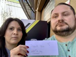 Thankful  attended Pac-12 Men's Basketball Tournament - Session 1 on Mar 11th 2020 via VetTix