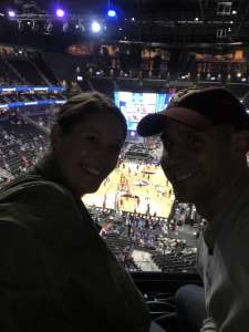 Peter attended Pac-12 Men's Basketball Tournament - Session 1 on Mar 11th 2020 via VetTix