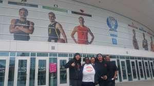 brandy attended Pac-12 Men's Basketball Tournament - Session 1 on Mar 11th 2020 via VetTix