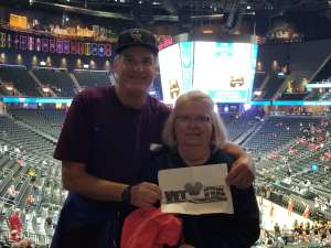 Norb attended Pac-12 Men's Basketball Tournament - Session 1 on Mar 11th 2020 via VetTix