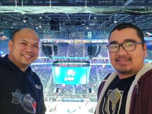 Alfran attended Pac-12 Men's Basketball Tournament - Session 2 on Mar 11th 2020 via VetTix