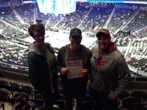 Lance Bowen attended Pac-12 Men's Basketball Tournament - Session 2 on Mar 11th 2020 via VetTix