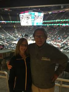 Jeff attended Pac-12 Men's Basketball Tournament - Session 2 on Mar 11th 2020 via VetTix